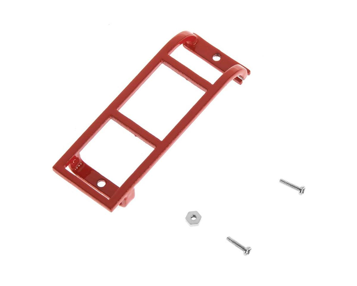Rear Ladder 1/18 Gelande D90 Red by RC4WD