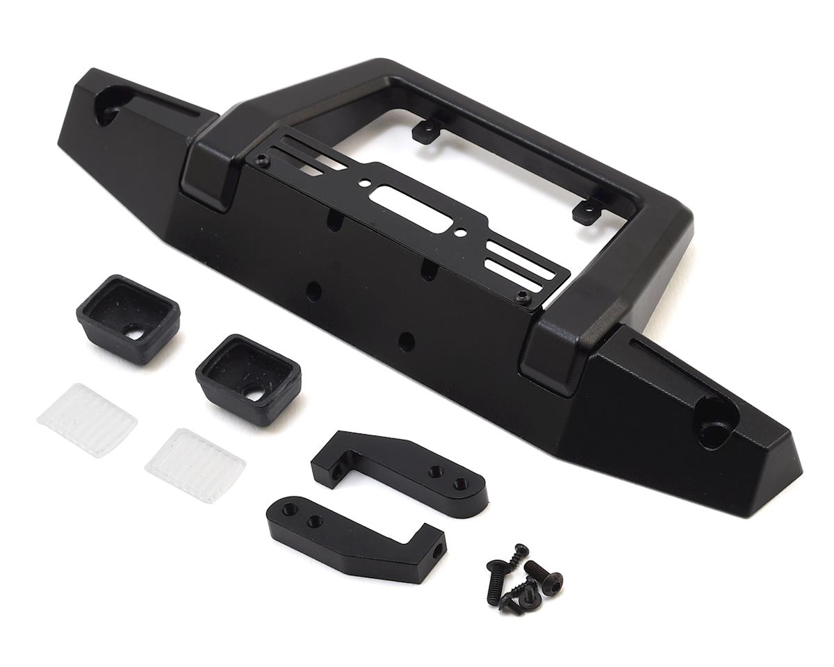 CChand Traxxas TRX-4 Pawn Metal Front Bumper w/Lights by RC4WD