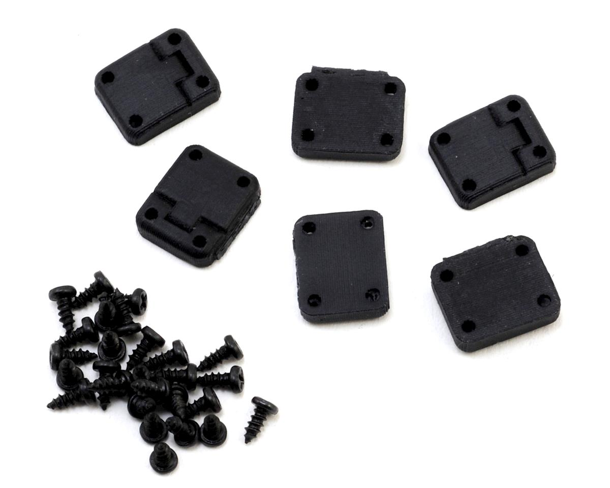 RC4WD CChand Traxxas TRX-4 Rubber Door Hinges