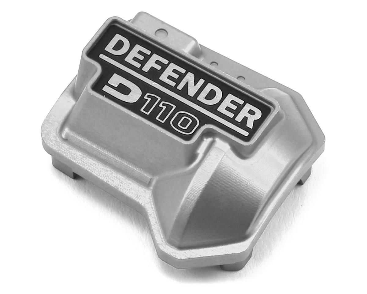 RC4WD CChand Traxxas TRX-4 Defender D110 Diff Cover (Silver)