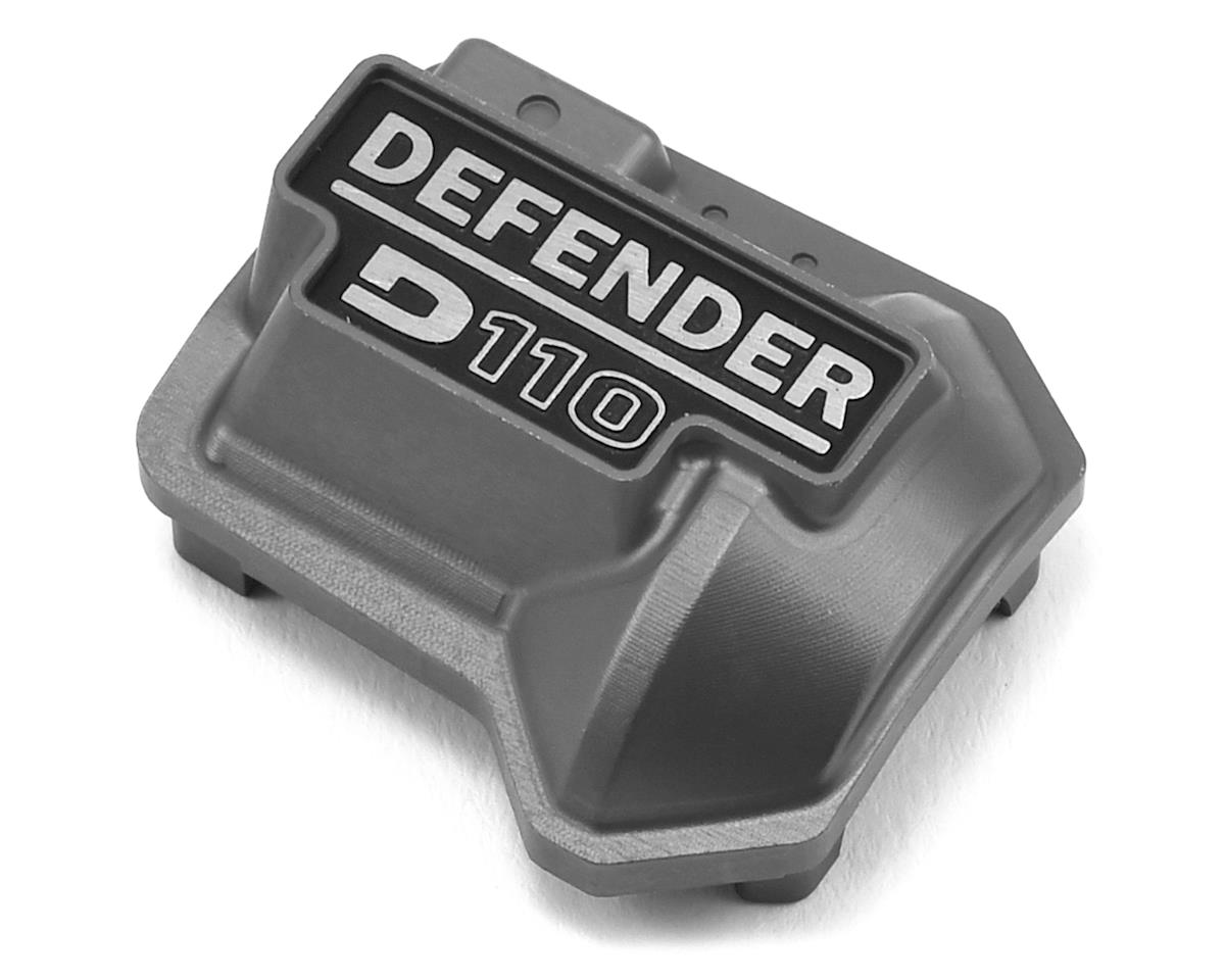 CChand Traxxas TRX-4 Defender D110 Diff Cover (Grey) by RC4WD