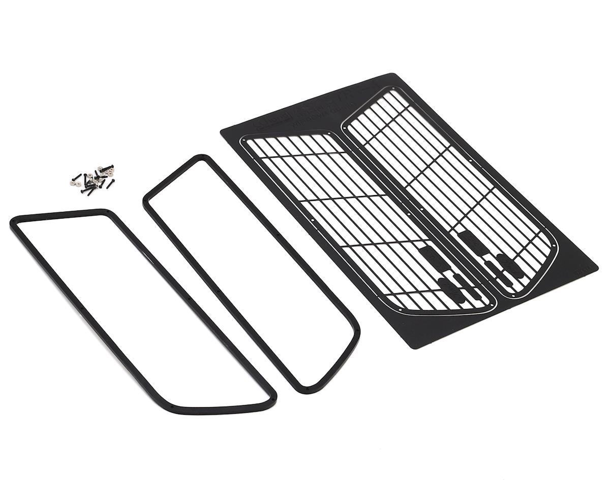 RC4WD CChand Traxxas TRX-4 Ford Bronco Ranger XLT Side Window Guards
