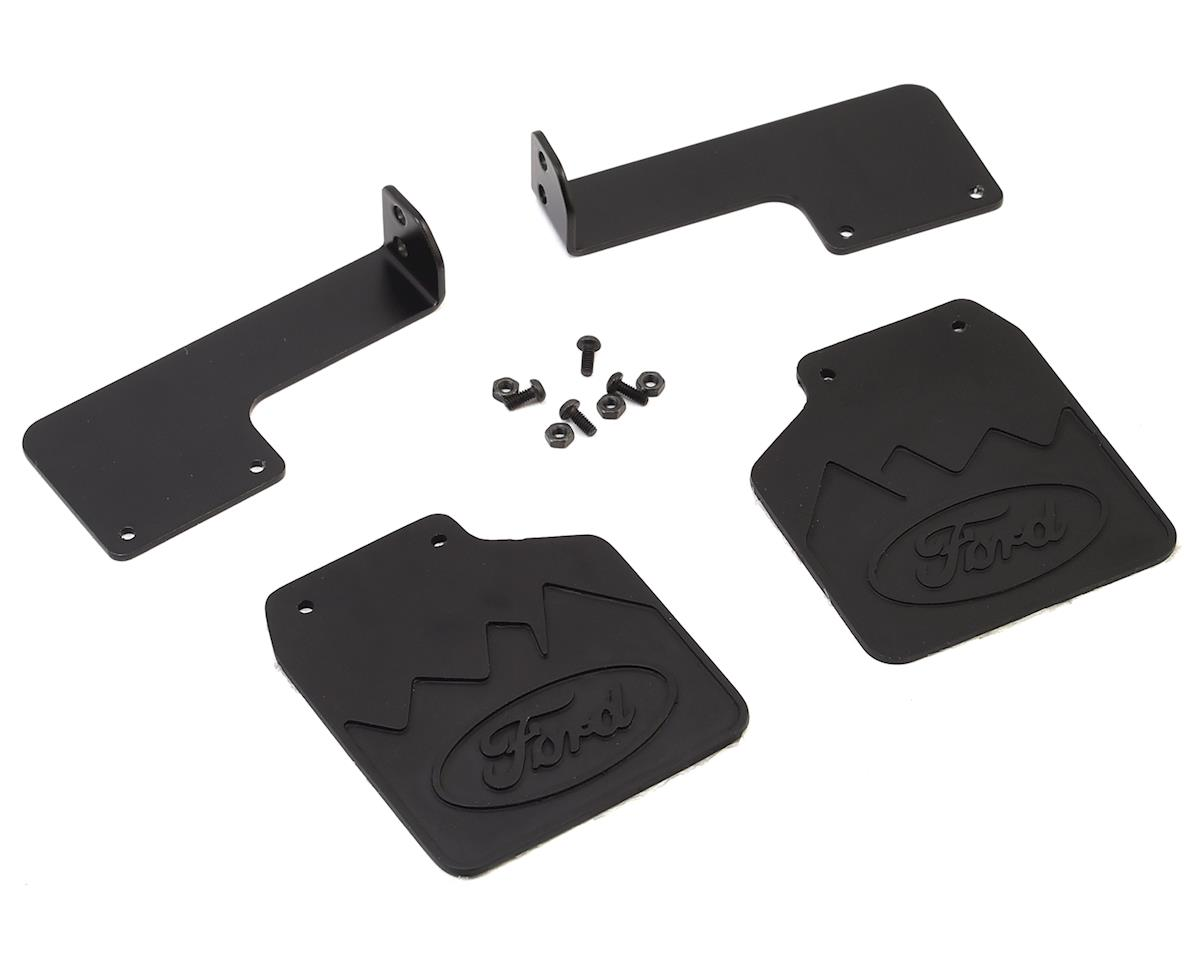 CChand Traxxas TRX-4 Ford Bronco Ranger XLT Rear Mud Flaps by RC4WD