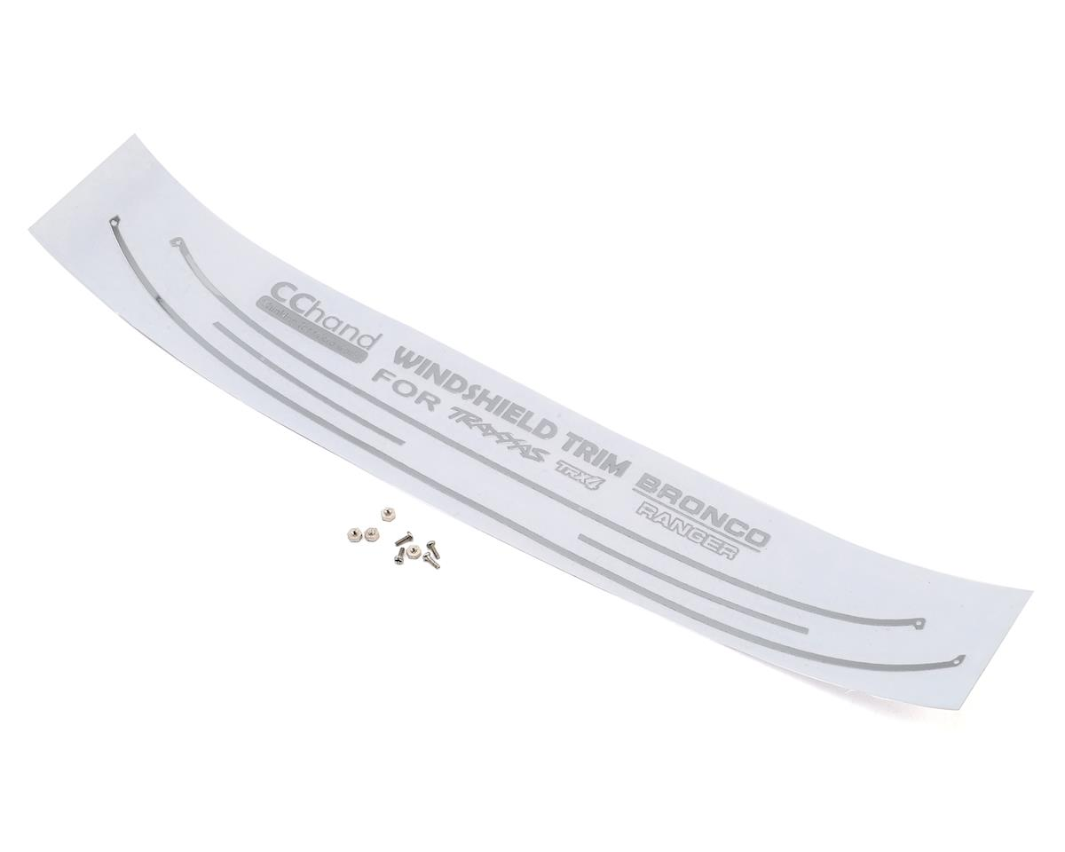 CChand TRX-4 Bronco Windshield Trim by RC4WD