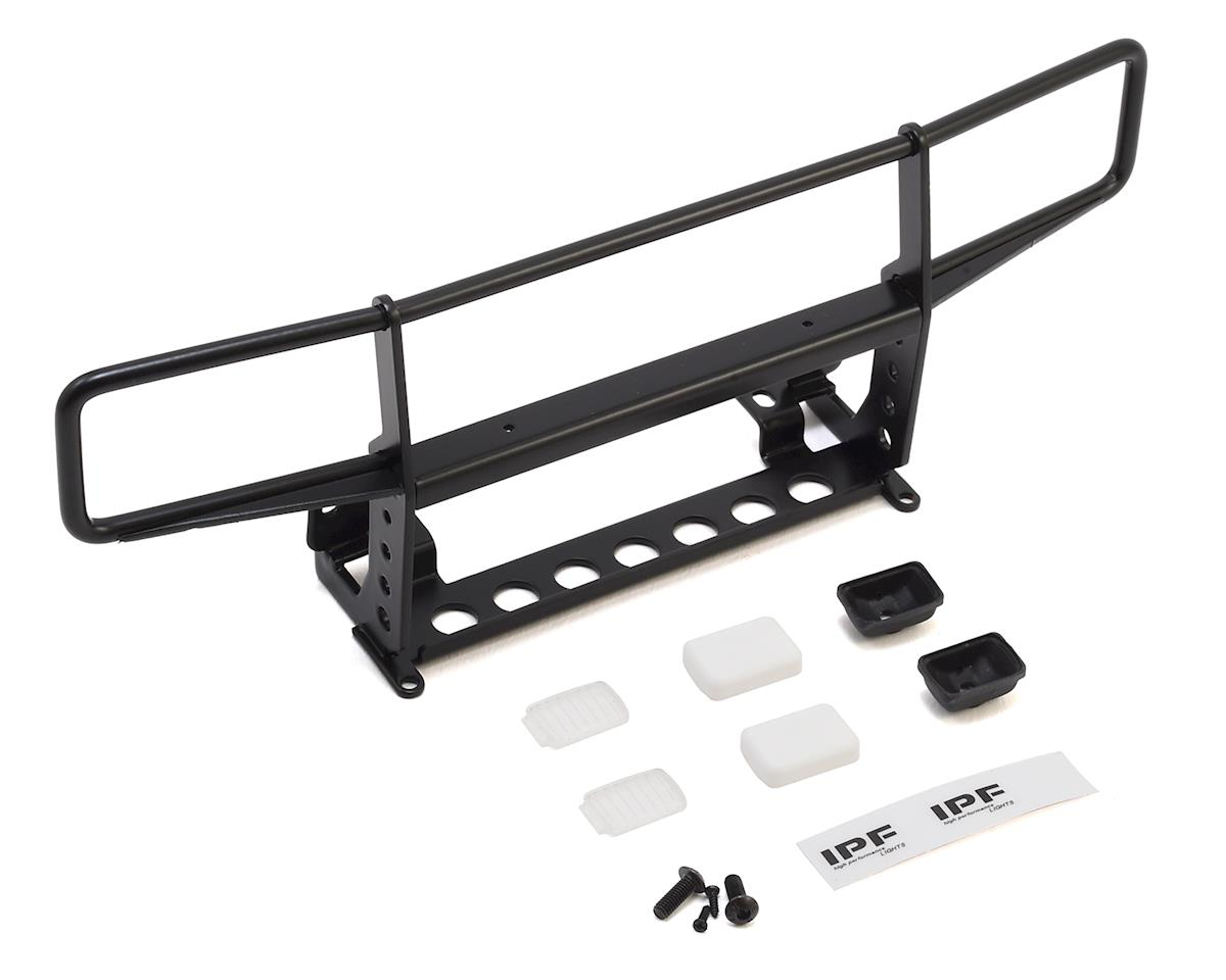 RC4WD Traxxas TRX-4 Ranch Front Grille Guard w/Lights (Black)