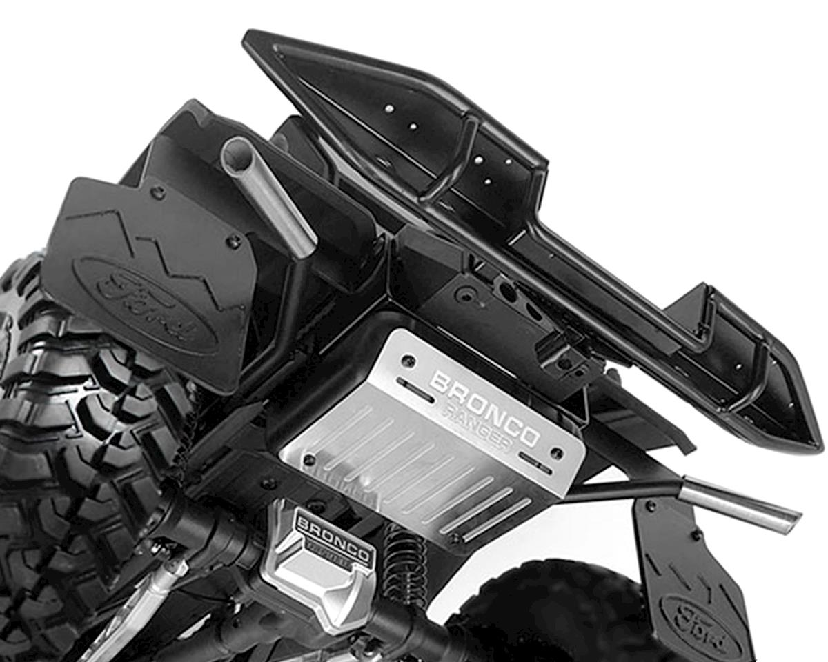 RC4WD CChand TRX-4 Bronco Dual Exhaust