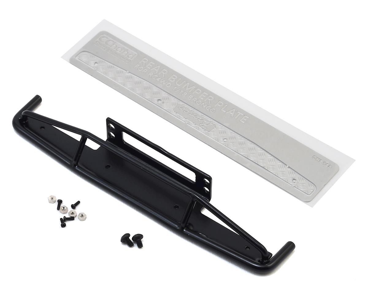 RC4WD CChand 1/18 Gelande II Blackjack Rear Bumper (Black)