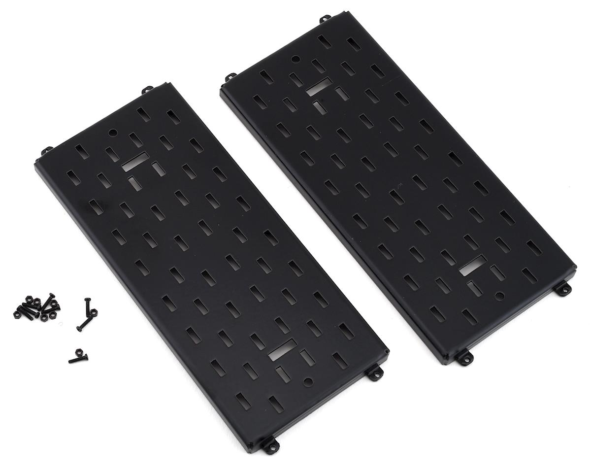 RC4WD CChand Traxxas TRX-4 Defender Aluminum Rear Window Guard (2)