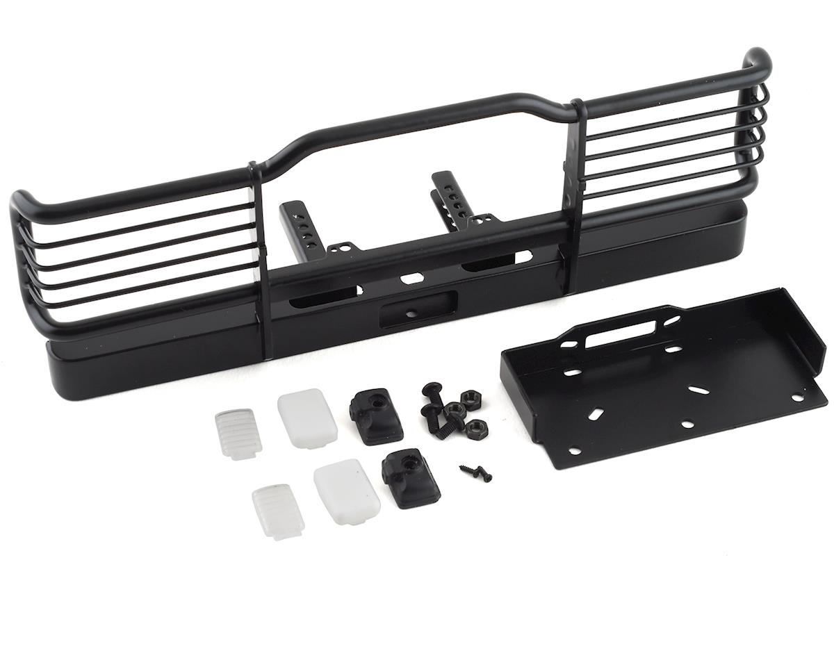 RC4WD CChand Traxxas TRX-4 Defender Camel Bumper w/Winch Mount & IPF Lights