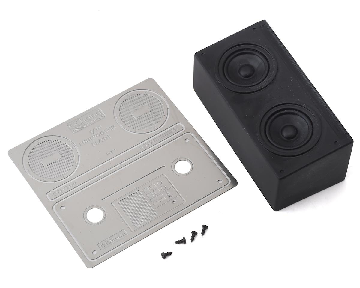 RC4WD CChand 1/10 Subwoofer
