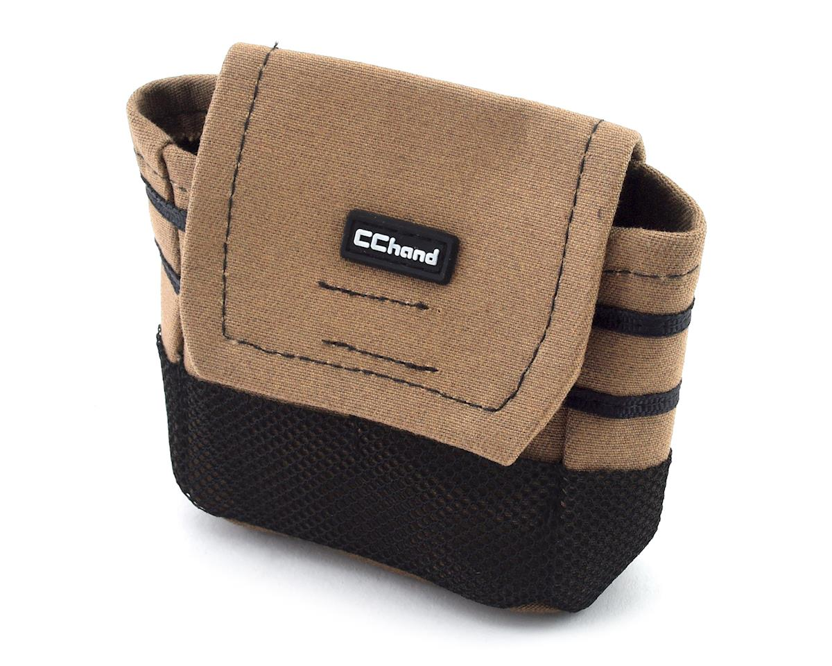 RC4WD CChand Spare Tire Mountable Bag (Tan) (Vanquish VS4-10)