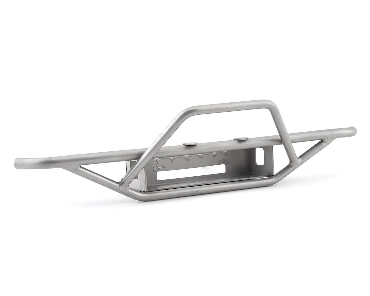 RC4WD CChand Traxxas TRX-4 Chevy K5 Blazer Bucks Front Bumper (Silver)
