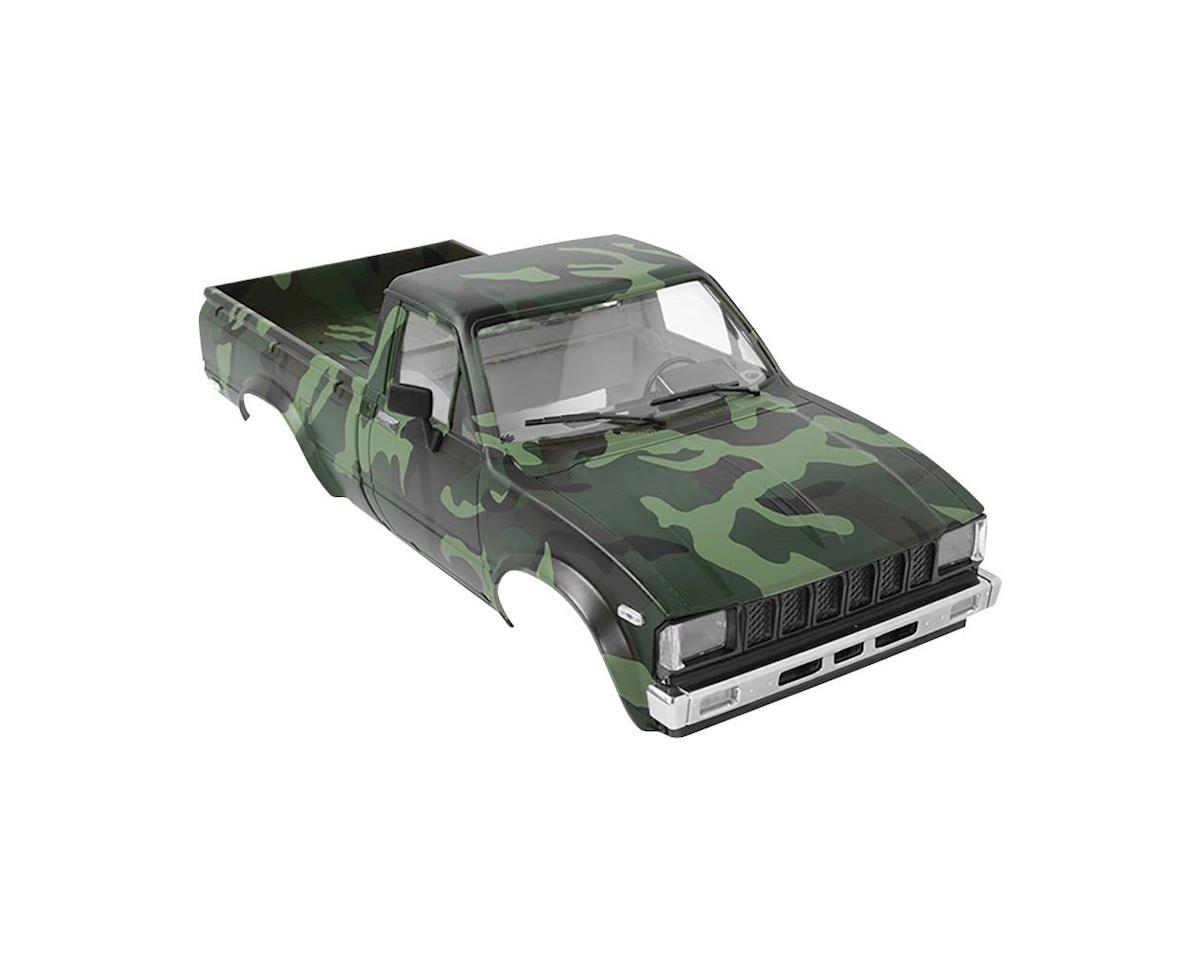 RC4WD Complete Mojave 2 Body Set, Camo:Trail Finder 2