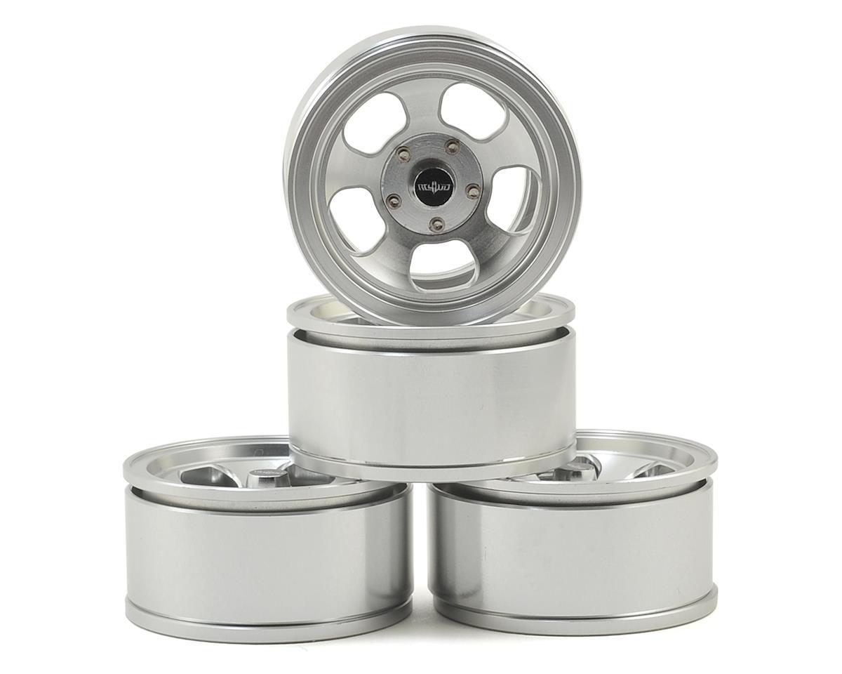 "RC4WD Truckie 1.55"" Beadlock Wheels"