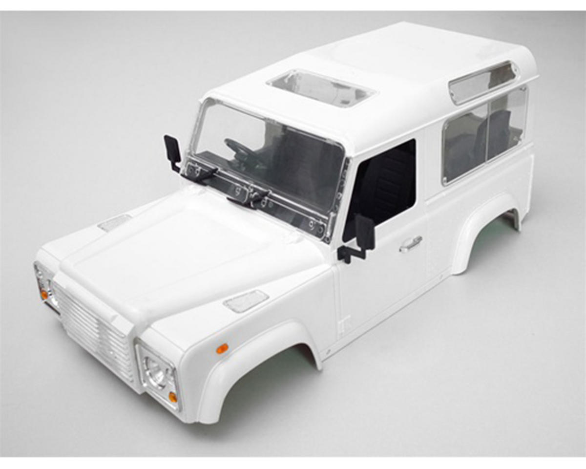 RC4WD Land Rover Defender D90 Hard Plastic Body Kit