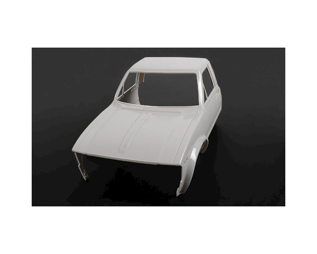 RC4WD Mojave II Front Cab (Primer Grey)