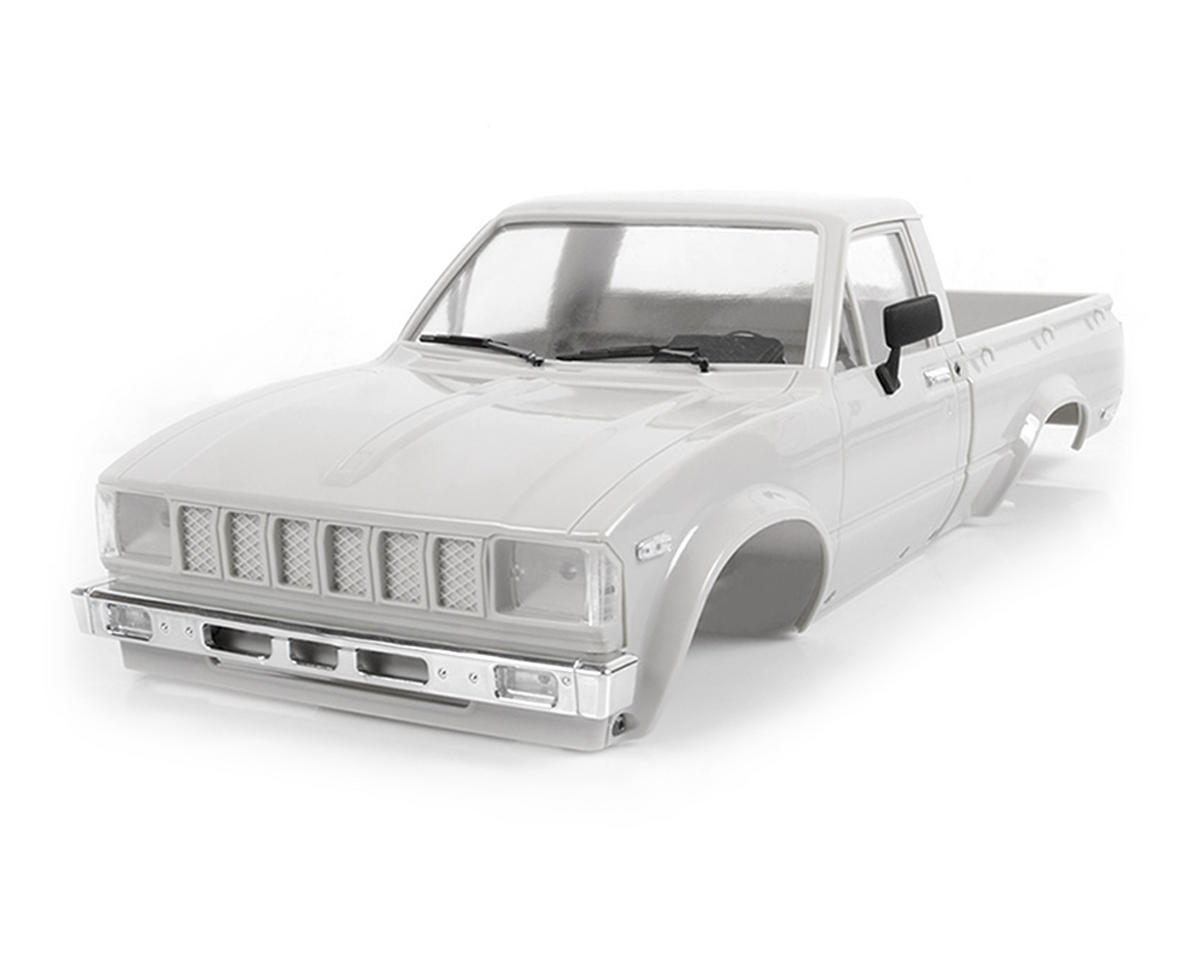 RC4WD Trail Finder 2 Mojave II Body Set (Primer Grey)
