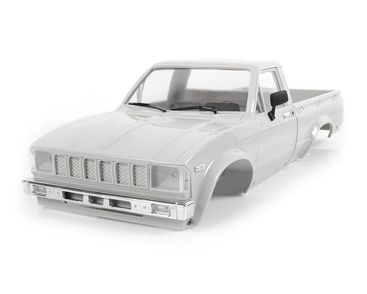 Trail Finder 2 Mojave II Body Set (Primer Grey) by RC4WD