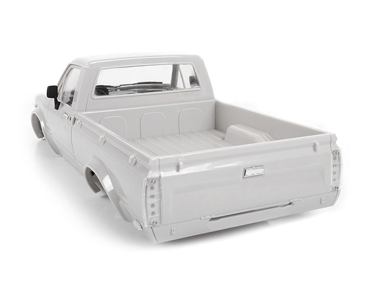 Trail Finder 2 Mojave II Body Set (Primer Grey) by RC4WD