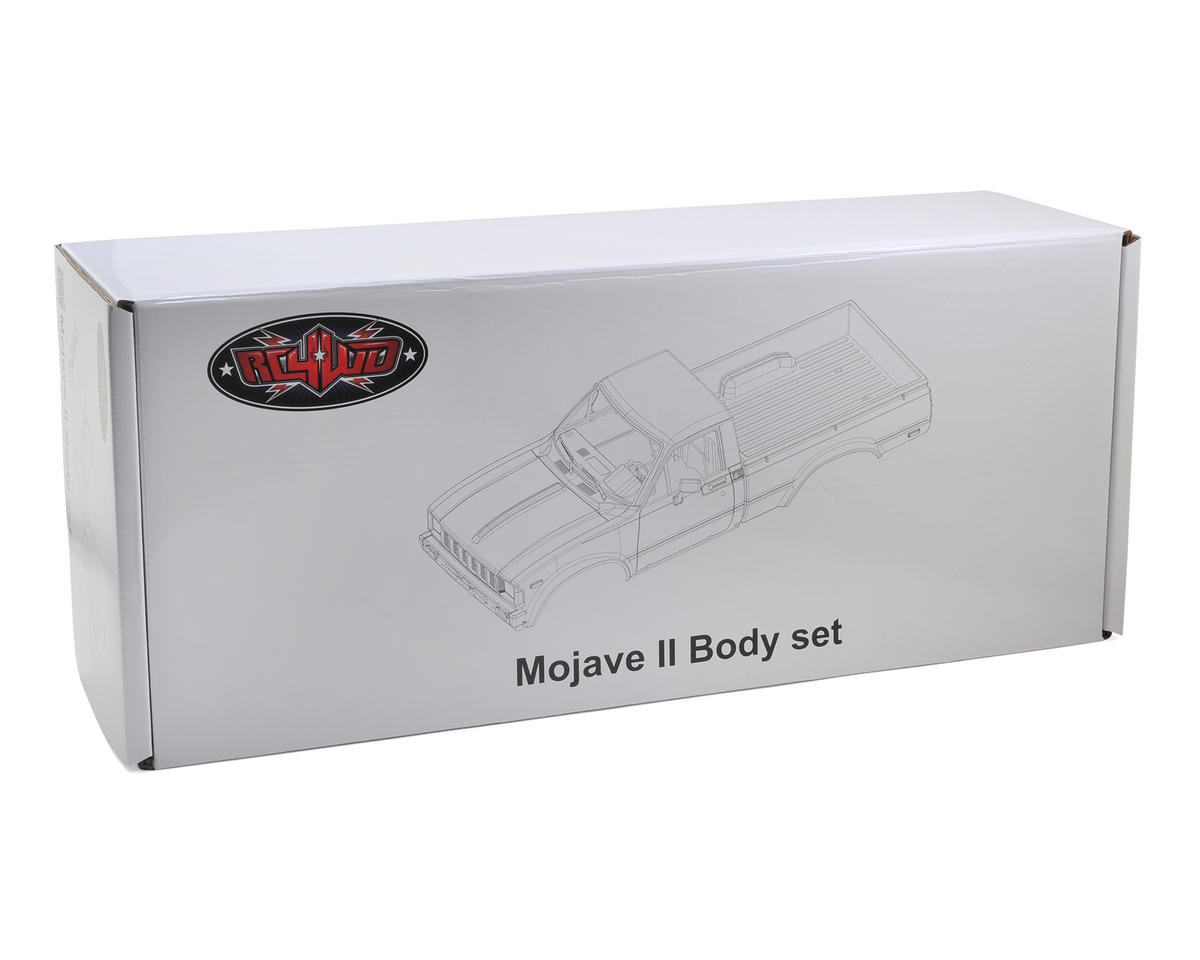 Image 3 for RC4WD Trail Finder 2 Mojave II Body Set (Primer Grey)