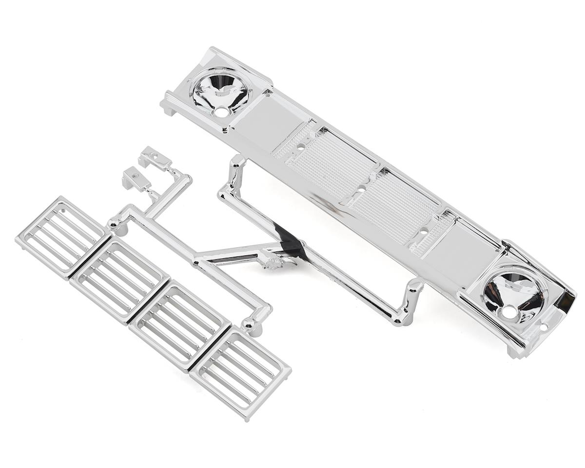 RC4WD Mojave II Marlin Crawler Front Grille (Chrome)