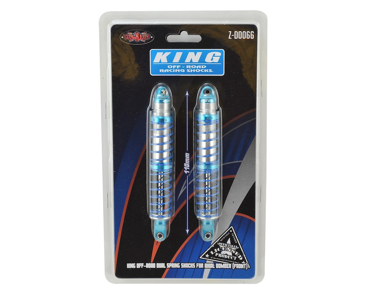 RC4WD Axial Bomber King Off-Road Dual Spring Shocks (110mm)