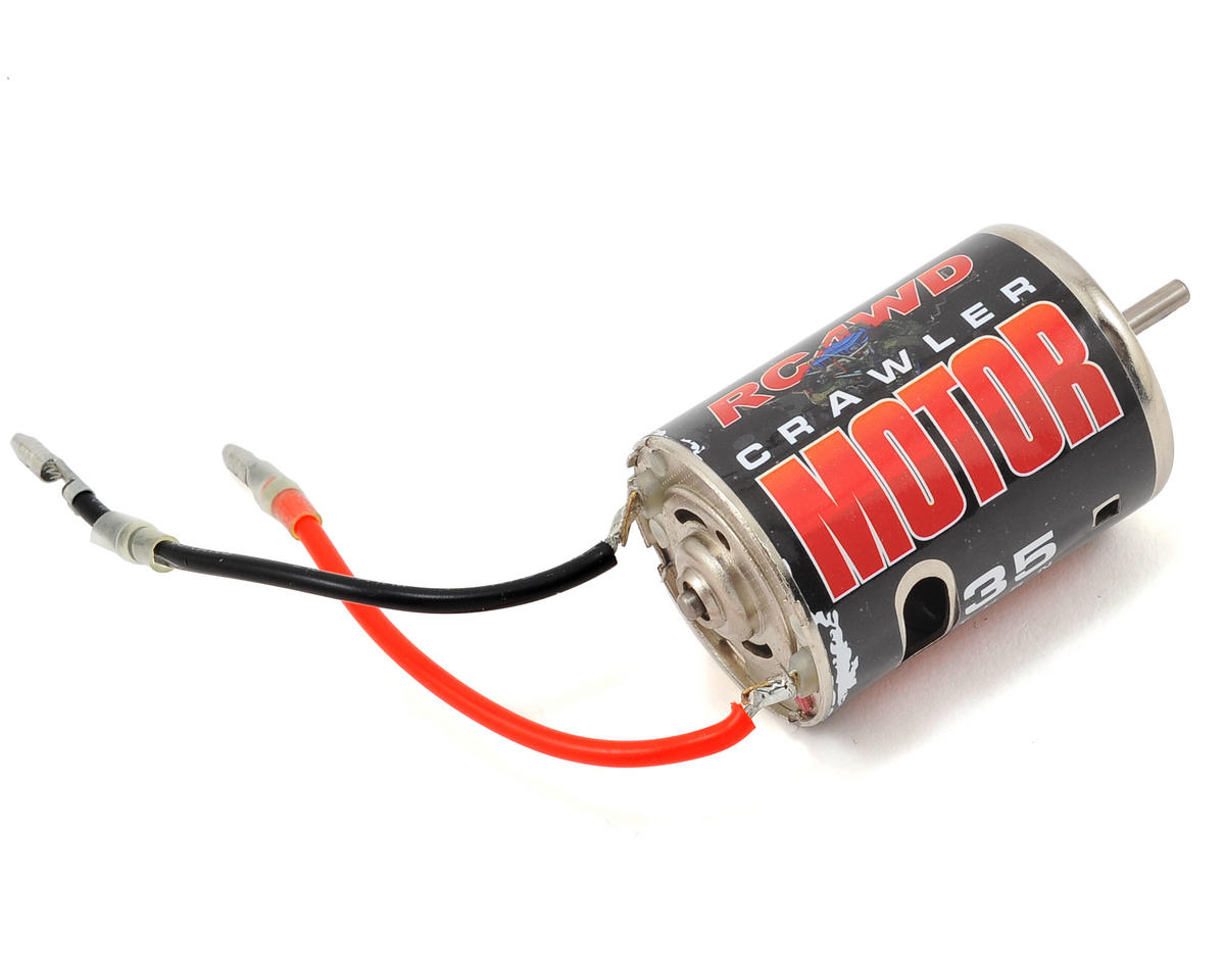 RC4WD 540 Crawler Brushed Motor (35T) | relatedproducts