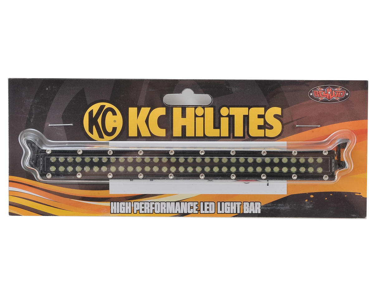 "RC4WD 1/10 KC HiLiTES High Performance LED Light Bar (150mm/6"")"