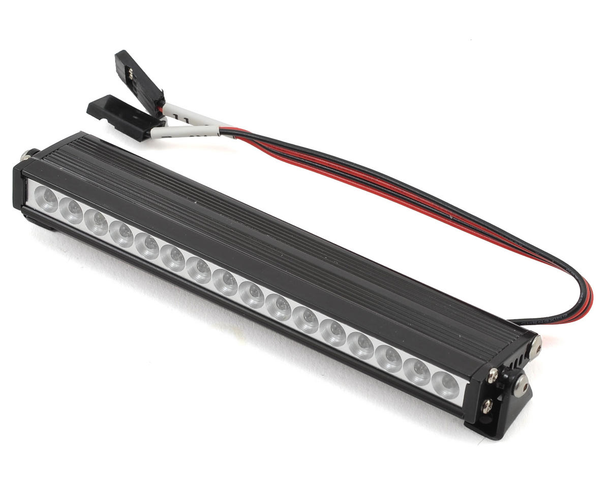 "1/10 Baja Designs S8 Stealth LED Light Bar (100mm/4"") by RC4WD"