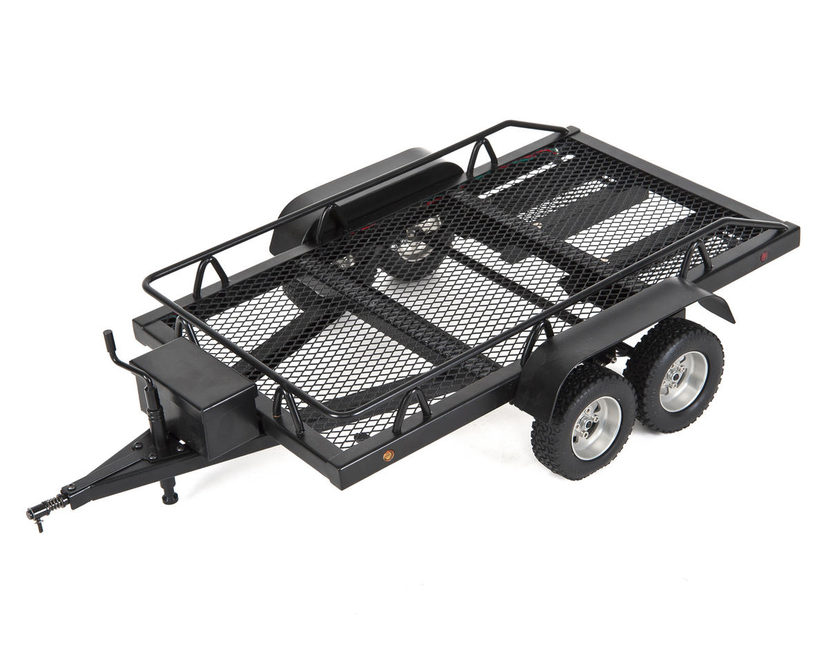 1/10 Bigdog Dual Axle Scale Crawler Car/Truck Trailer