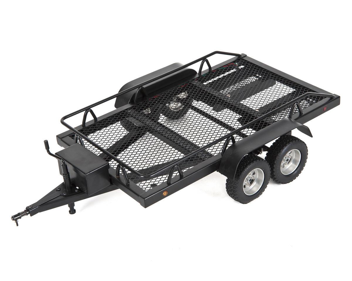 RC4WD 1/10 Bigdog Dual Axle Scale Crawler Car/Truck Trailer