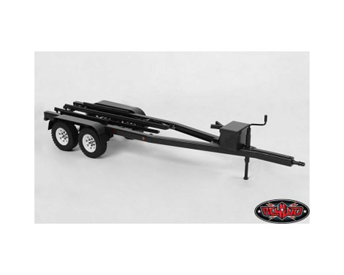 BigDog 1/10 Dual Axle Scale Boat Trailer by RC4WD