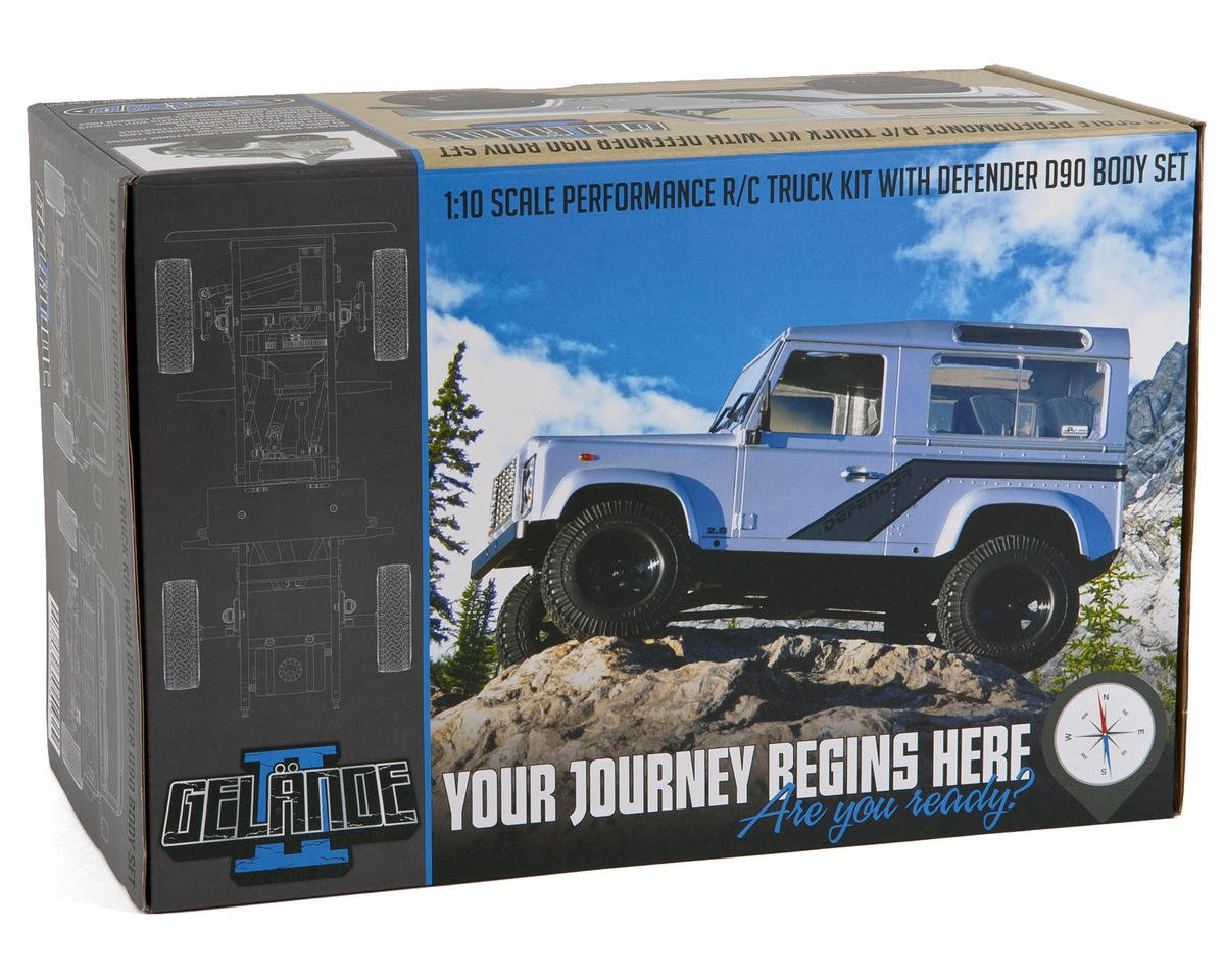Gelande II Truck Kit by RC4WD
