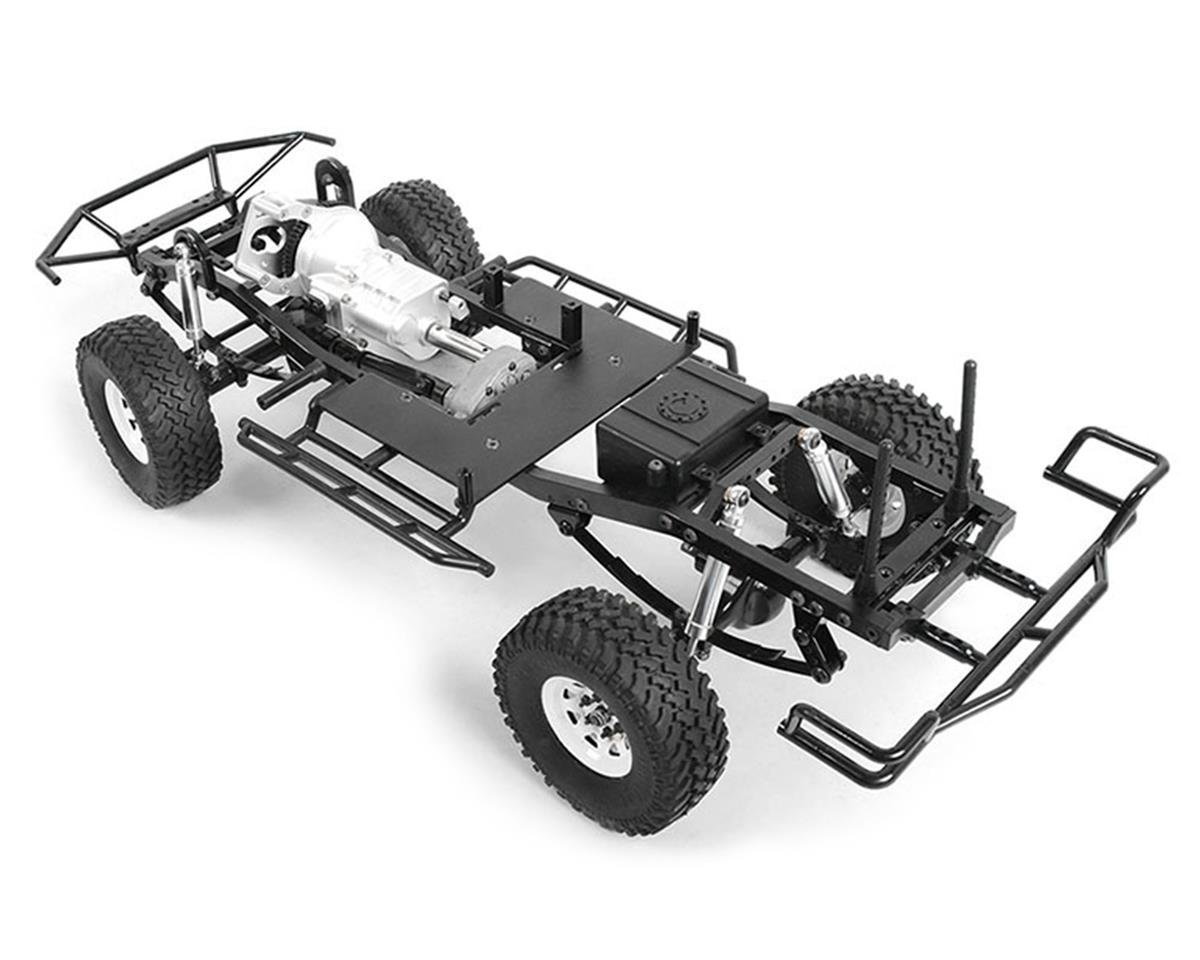 RC4WD Trail Finder 2 Scale Truck Kit (No body)