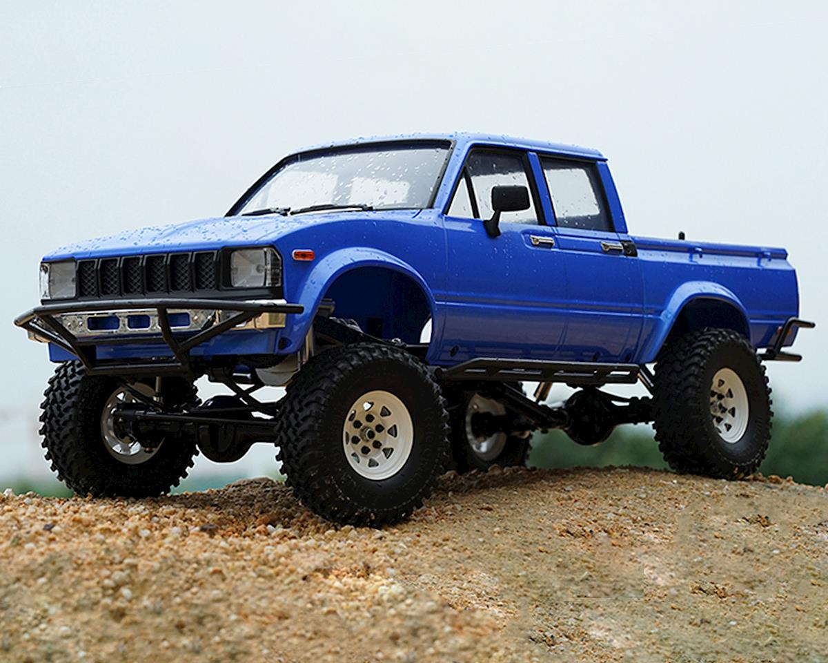 "RC4WD Trail Finder 2 ""LWB"" Scale Truck Kit w/Mojave II 4-Door Body"