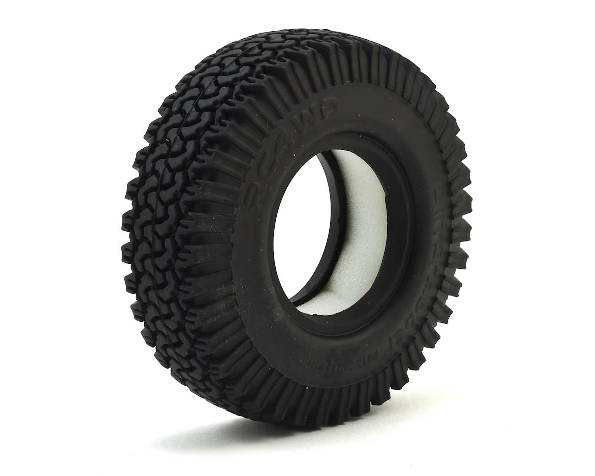 "Dirt Grabber 1.9"" Single Scale Tire (X3) by RC4WD"