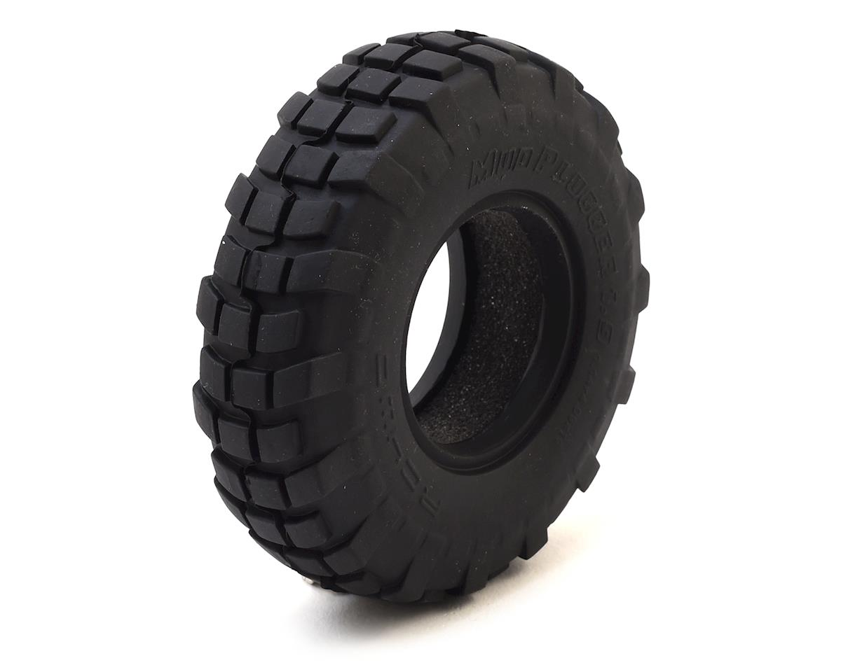 "RC4WD Mud Plugger 1.9"" Single Scale Tire"