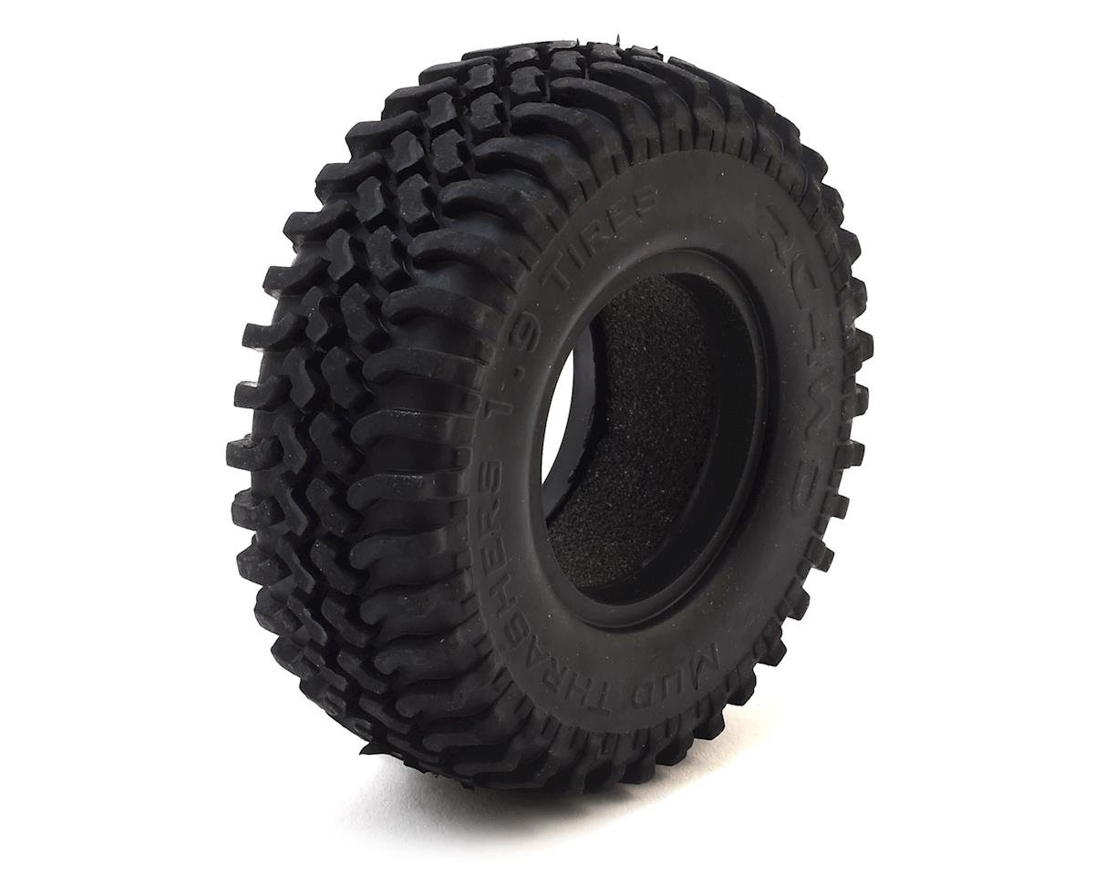 "RC4WD Mud Thrashers 1.9"" Single Scale Tire"