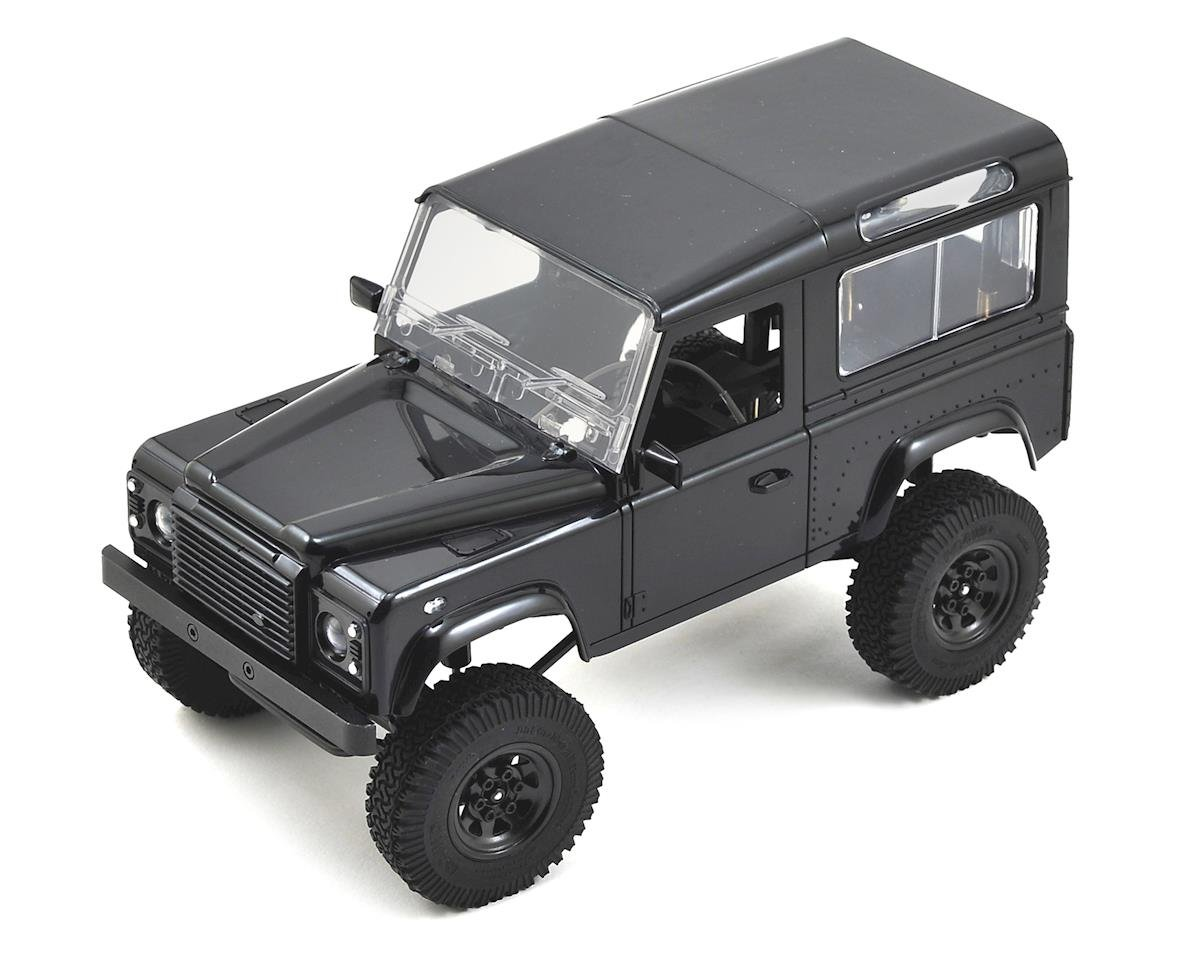 RC4WD 1/18 Gelande II RTR Scale Mini Crawler w/Defender D90 Body Set