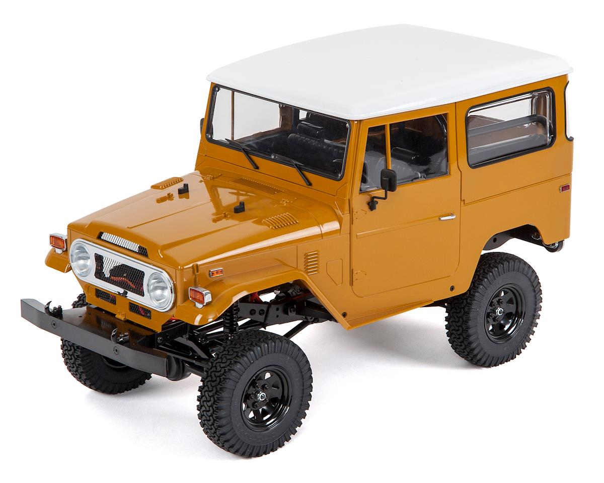 Gelande II RTR Scale 4WD Crawler w/Cruiser Body Set