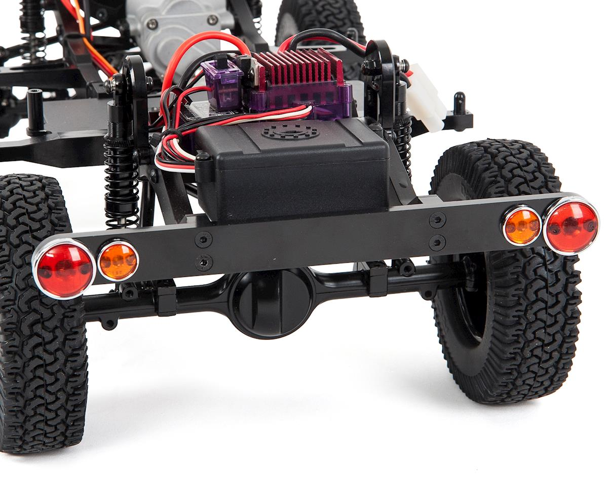 RC4WD Gelande II RTR Scale 4WD Crawler w/Cruiser Body Set