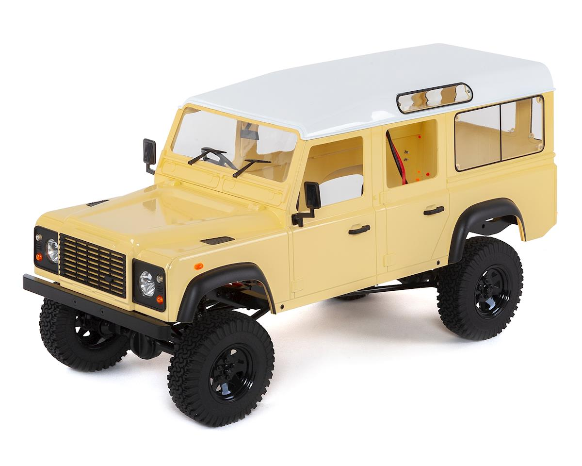 "RC4WD 1/10 Gelande II ""LWB"" RTR Scale Crawler w/D110 Body Set"