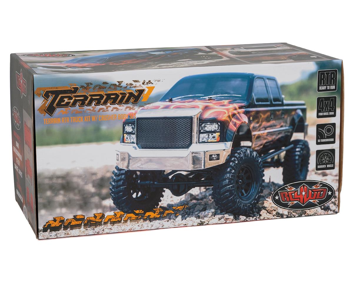 RC4WD Terrain 1/10 4WD RTR Electric Rock Crawler