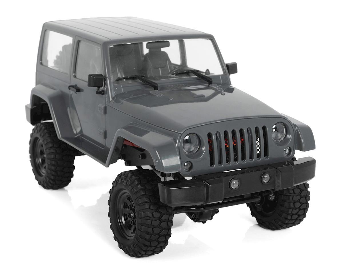 RC4WD 1/18 Gelande II RTR Scale Mini Crawler w/Black Rock Body Set