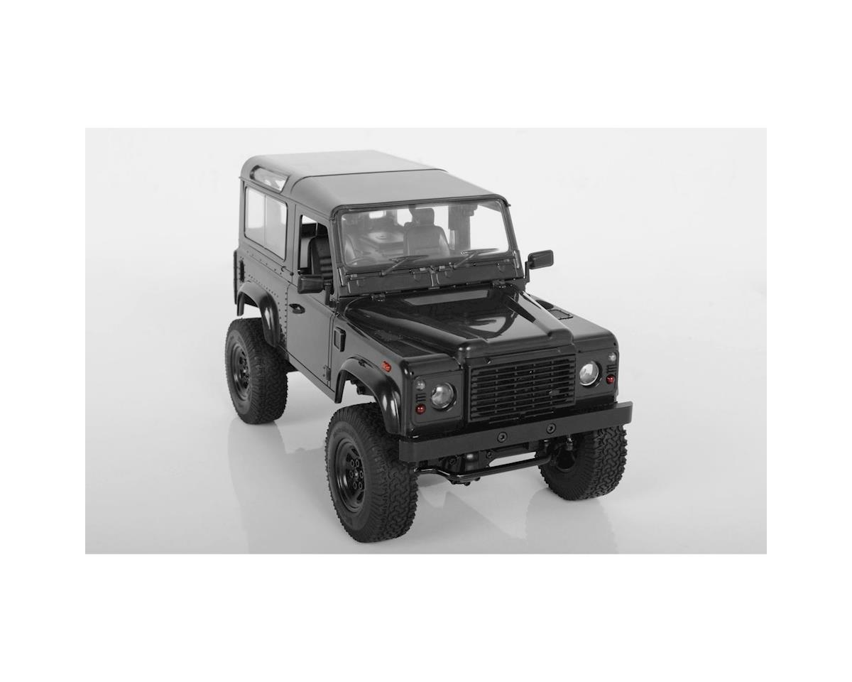1/18 Gelande II RTR Scale Mini Crawler w/D90 Body Set (Black) by RC4WD