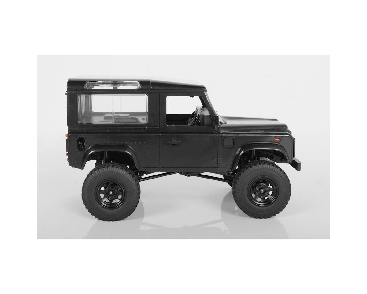 RC4WD 1/18 Gelande II RTR Scale Mini Crawler w/D90 Body Set (Black)