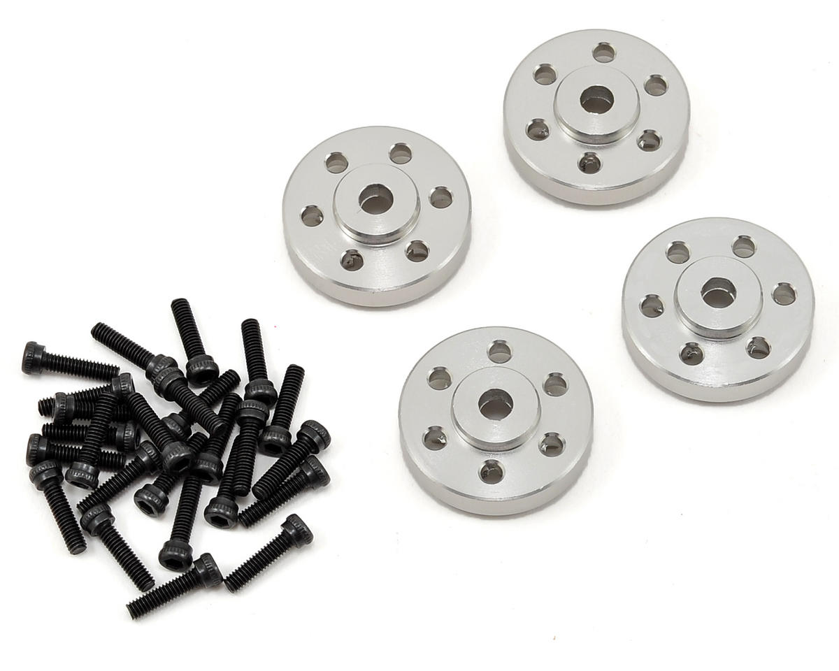 RC4WD OEM Steel 1.9 Stock Beadlock Wheel Hexes (4)