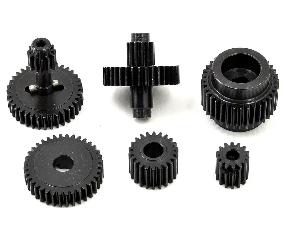 RC4WD XR10 Hardened Steel Replacement Gear Set