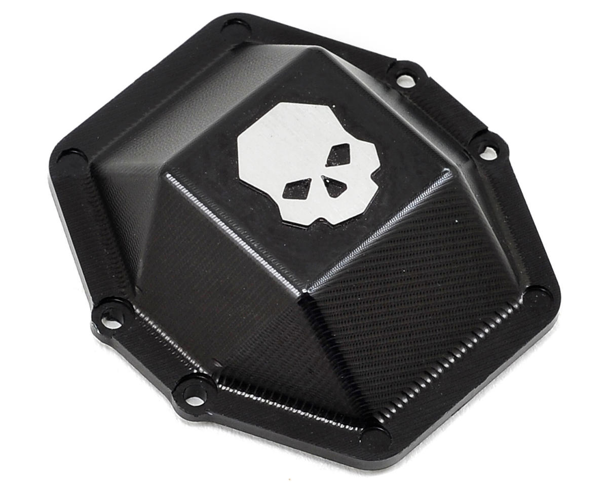 "RC4WD Wraith Ballistic Fabrications ""Skull"" Differential Cover"