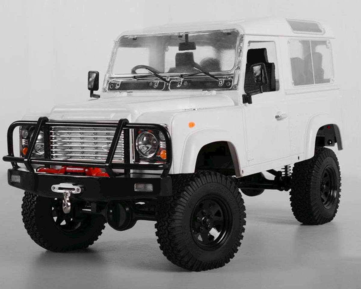 RC4WD ARB Land Rover Defender 90 Winch Bar Front Bumper